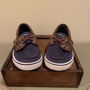Sherry boys top-sider shoes